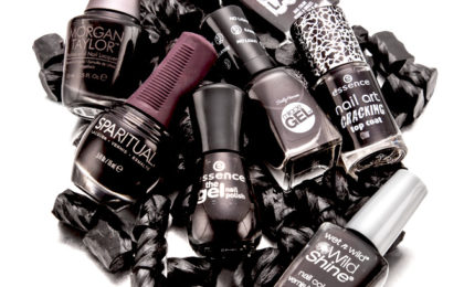 Black nails are all the rage this winter – here's why
