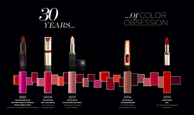 a71c83c78d2 BeautySouthAfrica - Make-up - Color Riche turns 30!