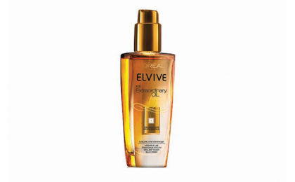 L'Oreal Elvive ExtraOrdinary Oil All Hair Types