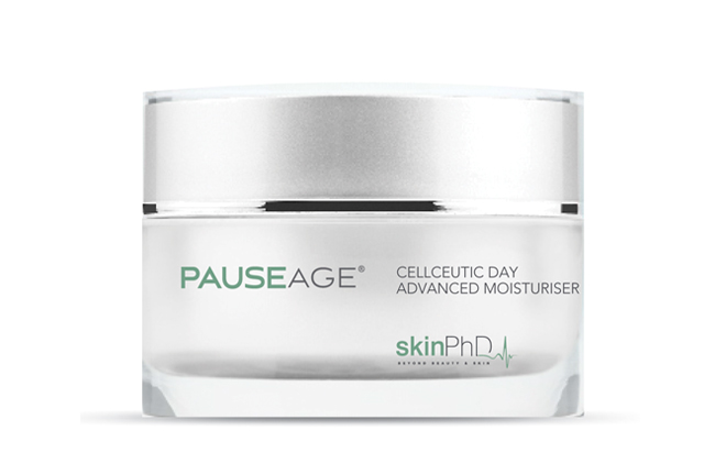 Skin PhD Pauge Age Cell-Ceutic Day