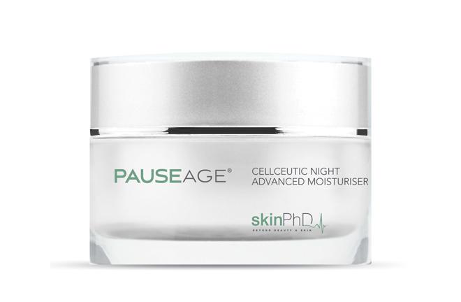 Skin PhD Pauge Age Cell-Ceutic Night