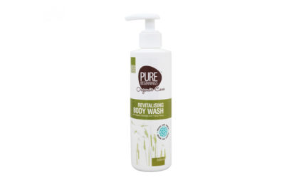 Pure Beginnings Revitalising Body Wash