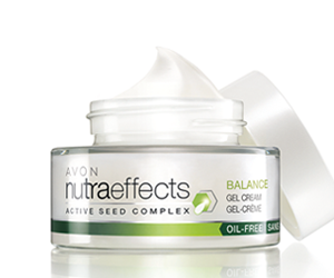 Avon Nutraeffects Balance Gel Night Cream