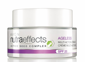 Avon NutraEffects Ageless Multi Action Cream SPF 20