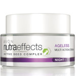 Avon NutraEffects Ageless Multi Action Cream Night