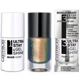 Catrice 3 Step Nail System