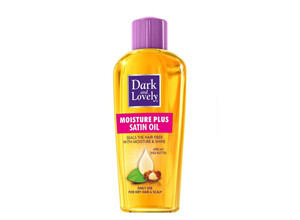 Dark and Lovely Moisture Plus Satin Oil