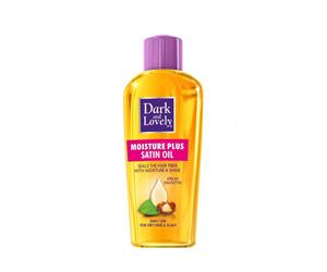 Dark and Lovely Moisture Plus Satin Oil