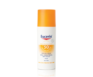 Eucerin Sun Gel-Creme Oil Control Dry Touch Face SPF50+