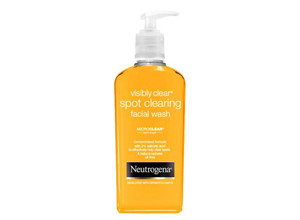 Neutrogena Visibly Clear® Spot Clearing Facial Wash