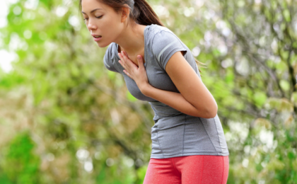 Why do I feel nauseous after training?