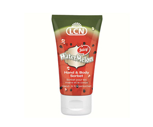 LCN Watermelon Hand & Body Sorbet