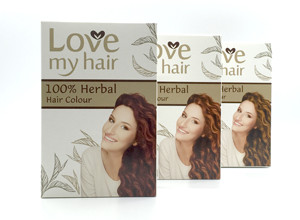 Love My Hair 100% Herbal Hair Dye