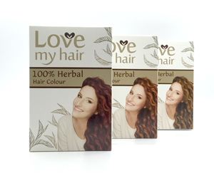 Love My Hair 100% Herbal Hair Dye