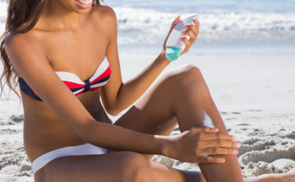 The difference between physical and chemical sunscreens