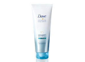 DoveOxygenMoistureShampoo