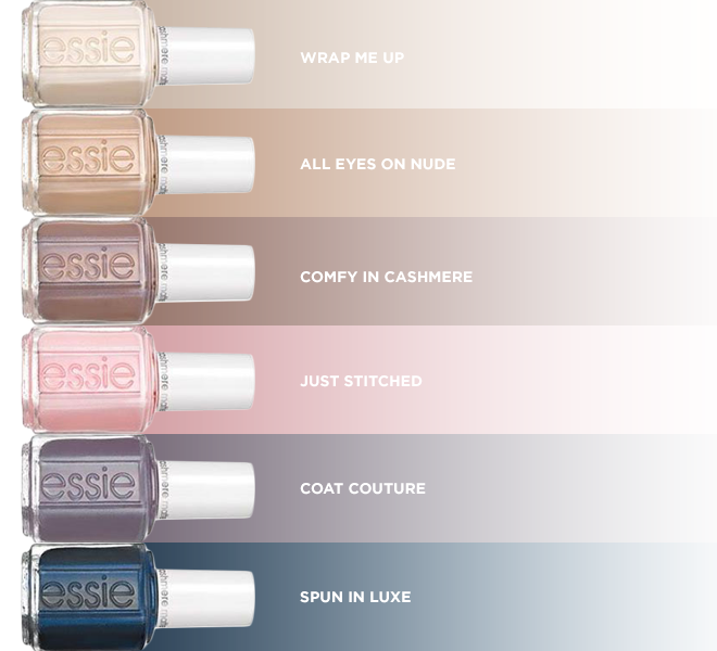 Beautysouthafrica Hair Nails 4 Essie Collections You Re Going
