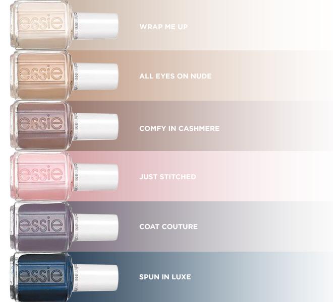 Essie Nail Polish Names Colors- HireAbility