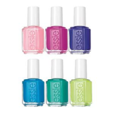 Essie Neon Collection 2015