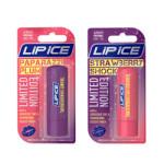 Lip Ice Shimmer Up Paparazzi Plum & Strawberry Shock