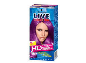 Schwarzkopf Live Color XXL in Purple Punk