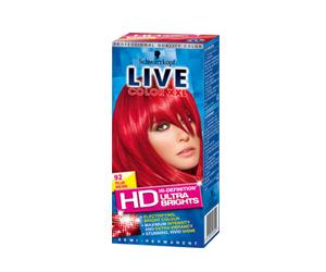 Schwarzkopf Live Color XXL in Pillar Box Red