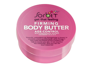 Sorbet Firming Body Butter Age-Control