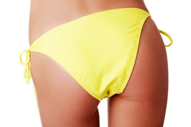 Bikini-Wax