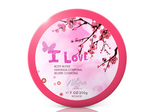 Nature's Carnival I Love Body Butter