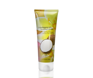 Nature's Carnival Body Cream Madagascan Coconut Vanilla