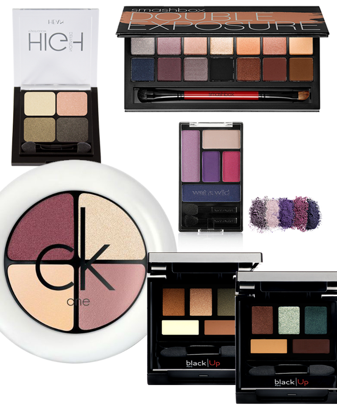 Make-Up-Palettes