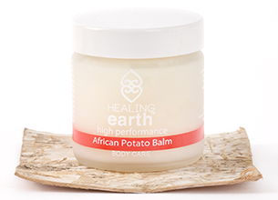 Healing Earth African Potato Face & Body Balm