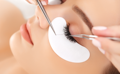 We reveal what it's really like to have lash extensions