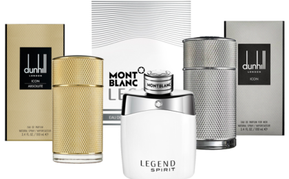 3 New fragrances for the man in your life
