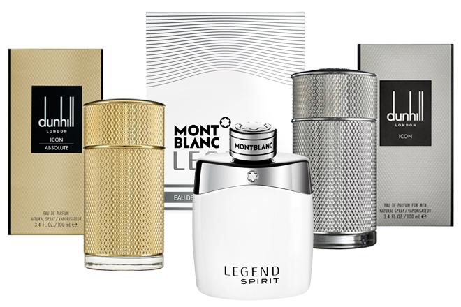 3 fragrances