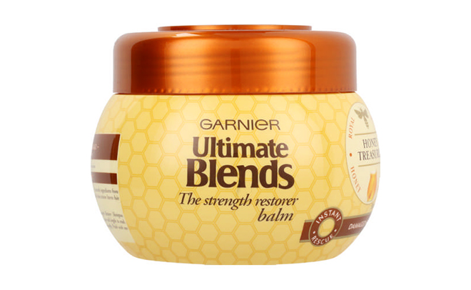 Garnier Ultimate Blends - The Strength Restorer Balm