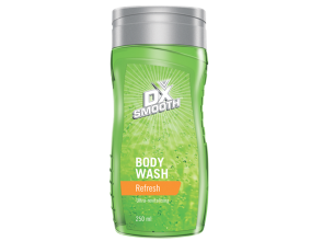 dx smooth body wash