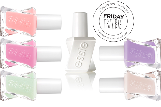 Essie Friday Freebie