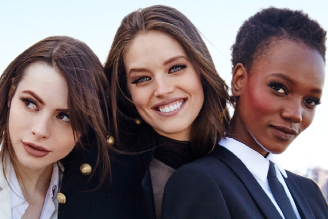 4 MAYBELLINE LOOKS TO #MAKEITHAPPEN