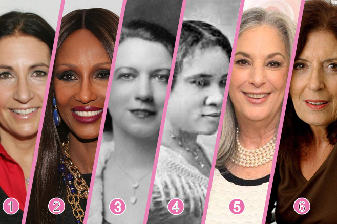 6 Beauty business icons who inspire us