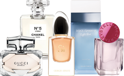 5 Heavenly scents