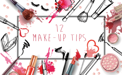 12 Make-up tips from the pros