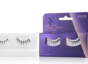 Nouveau Lashes: Express Strip Lashes
