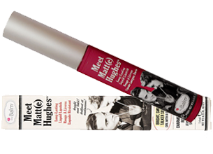 the Balm Meet Matt(e) Hughes Long Lasting Liquid Lipstick