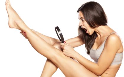 Get rid of ingrown hairs