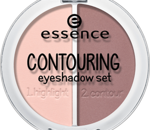 essence contouring eyeshadow set