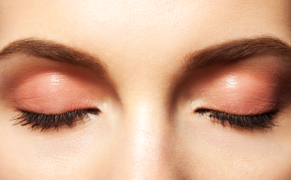 Get a peachy holiday glow