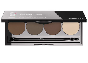 L.O.V BROWttitude Eyebrow Contouring Palette