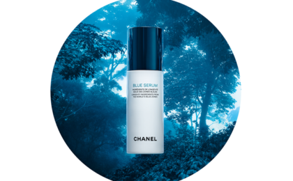 Chanel ventures into the blue