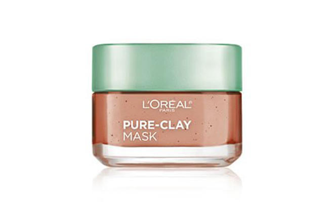L'Oreal Paris Exfoliate & Refining Treatment Mask